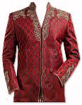 Modern Sherwani 45- Pakistani Sherwani Suit for Groom