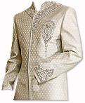 Modern Sherwani 47- Pakistani Sherwani Suit for Groom