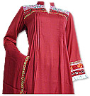 Rust Georgette Suit - Indian Dress