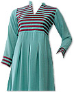 Light Sea Green Georgette Suit- Indian Semi Party Dress