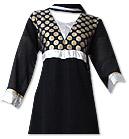 Black Georgette Suit- Pakistani Casual Dress