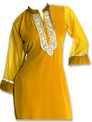 Mustered Georgette Suit - Indian Dress