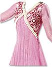 Light Pink Chiffon Suit  - Indian Dress