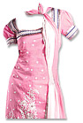 Pink Georgette Suit- Pakistani Casual Clothes