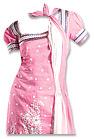 Pink Georgette Suit- Pakistani shalwar dress