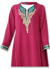 Magenta Georgette Suit - Indian Dress