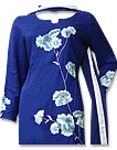 Royal Blue Marina Suit- Pakistani Casual Dress
