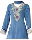 Light Blue Georgette Suit - Indian Dress