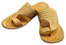 Gents Chappal- Golden