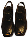 Gents Chappal- Black