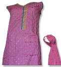 Purple Cotton Lawn Suit- casual dress