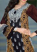 Black Lawn Kurti- Cotton dress