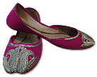 Ladies Khussa- Pink
