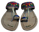 Ladies Slip-on Khussa- Multicolor