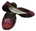 Ladies Khussa- Multicolor