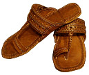Gents Chappal- Brown- Khussa Shoes for Men