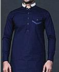 Blue Shalwar Kameez Suit