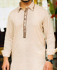 Light Peach Shalwar Kameez
