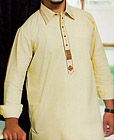 Off-white Shalwar Kameez Suit