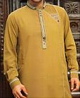 Mustard Cotton Suit