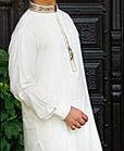 White Cotton Suit