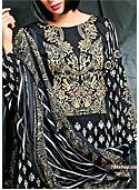 Black Cambric Suit