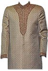 Sherwani 195- Indian Wedding Sherwani Suit