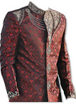 Sherwani 206- Indian Wedding Sherwani Suit