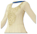Ivory Georgette Suit