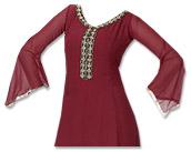 Maroon Georgette Suit- Indian Dress