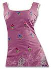 Purple Georgette Suit- Indian Semi Party Dress