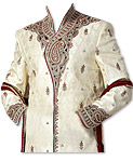 Sherwani 164- Indian Wedding Sherwani Suit