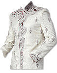 Sherwani 165- Indian Wedding Sherwani Suit