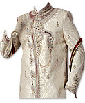 Sherwani 169- Indian Wedding Sherwani Suit
