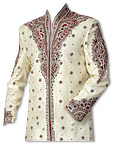 Modern Sherwani 55- Pakistani Sherwani Dress