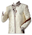 Sherwani 173- Indian Wedding Sherwani Suit