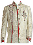 Sherwani 176- Indian Wedding Sherwani Suit