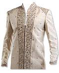 Sherwani 177- Pakistani Sherwani Suit