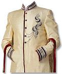 Sherwani 183- Pakistani Sherwani Suit
