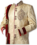 Sherwani 184- Indian Wedding Sherwani Suit