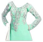 Light Sea Green Georgette Suit