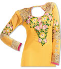 Yellow Georgette Suit- Pakistani dress