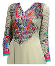 Off-White Georgette Suit- Pakistani suit