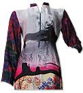 Multicolor Silk Kurti