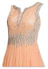 Peach Chiffon Suit