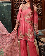 Tea Pink Lawn Suit- Cotton dress