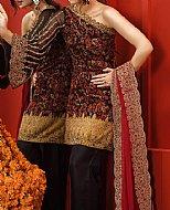 Beige Lawn Suit- Pakistani Lawn