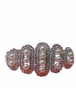 Metal Bangle/Bracelet - Silver