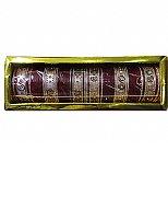 Metallic Bangles - Chocolate