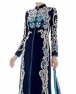 Navy Blue Georgette Suit- Indian Dress